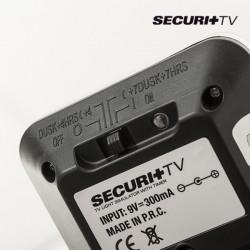 Roboterstaubsauger LG LG Hombot Turbo Serie 7 60 dB Schwarz