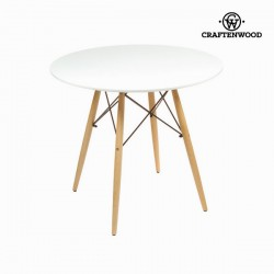 Baumstammhocker mit Beinen Holz - Autumn Kollektion by Craftenwood