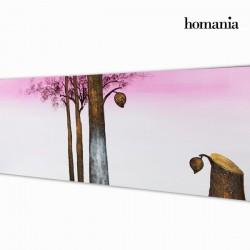 Handtuchständer Akazienholz Weiß by Homania