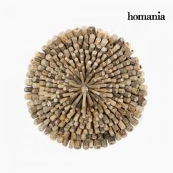 Homania Queen Holz Schmuckkasten mit Spiegel und Schublade